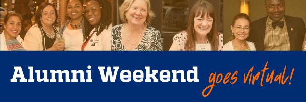 Alumni Weekend goes Virtual!