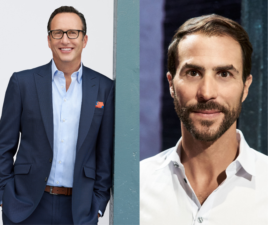 Hopkins in Hollywood LIVE! A Fireside Chat with Charlie Collier, CEO, FOX Entertainment, and Ben Silverman, Co-CEO and Chairman, Propagate header image