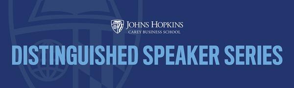 Distinguished Speaker Series Featuring Eddie Brown header image
