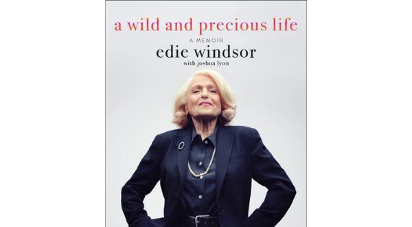 "Pride Salon Series: ""A Wild and Precious Life: Celebrating Edie Windsor's Legacy"" Header Image"