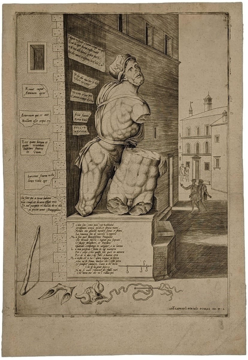 Lunch with the Libraries - The Ephemeral Renaissance: The Unique and Impossibly Rare at Hopkins from the 15th to the 17th Centuries header image
