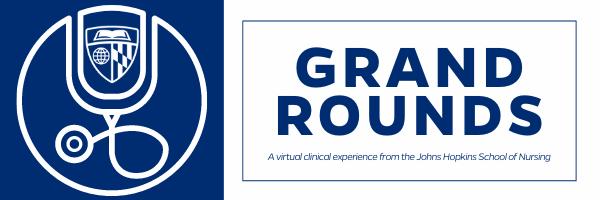 JHSON Virtual Nursing Grand Rounds: Gun Violence Prevention header image