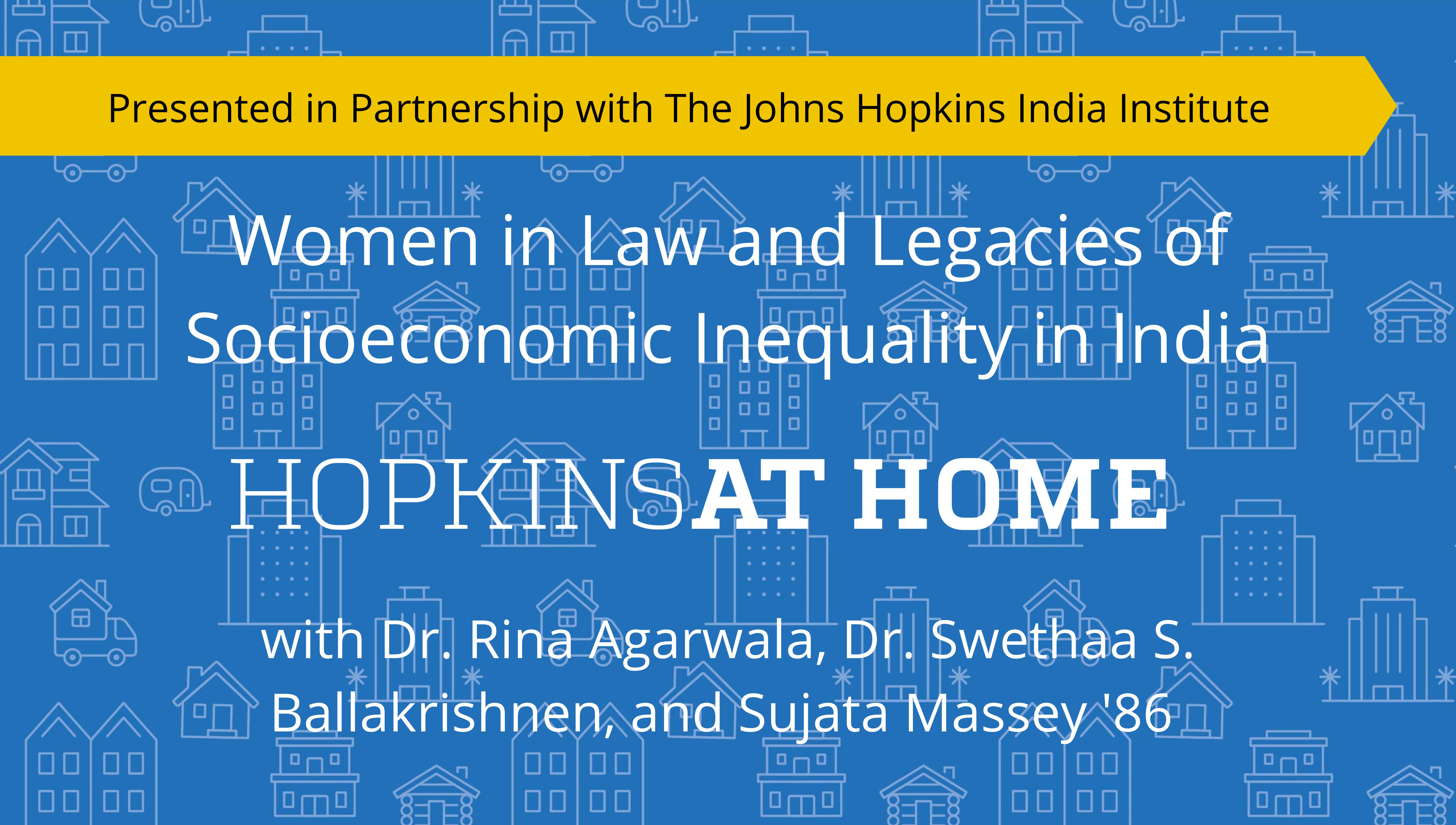 India Institute: Women in Law header image