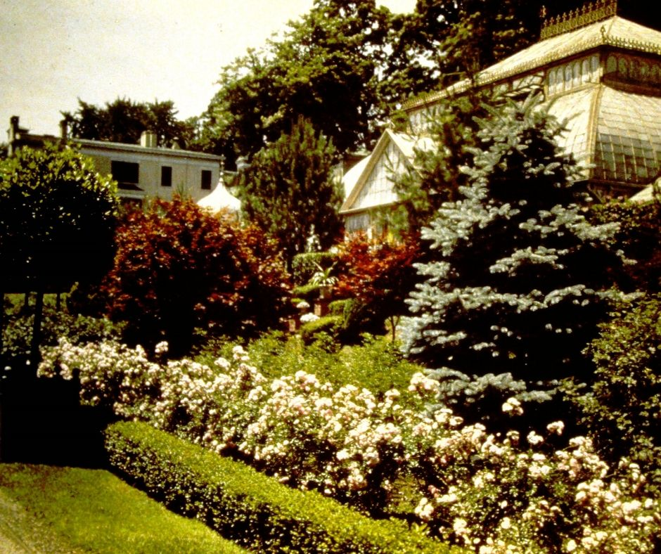 Exteriors at Evergreen Series - Part I: Historic Gardens and Grounds header image