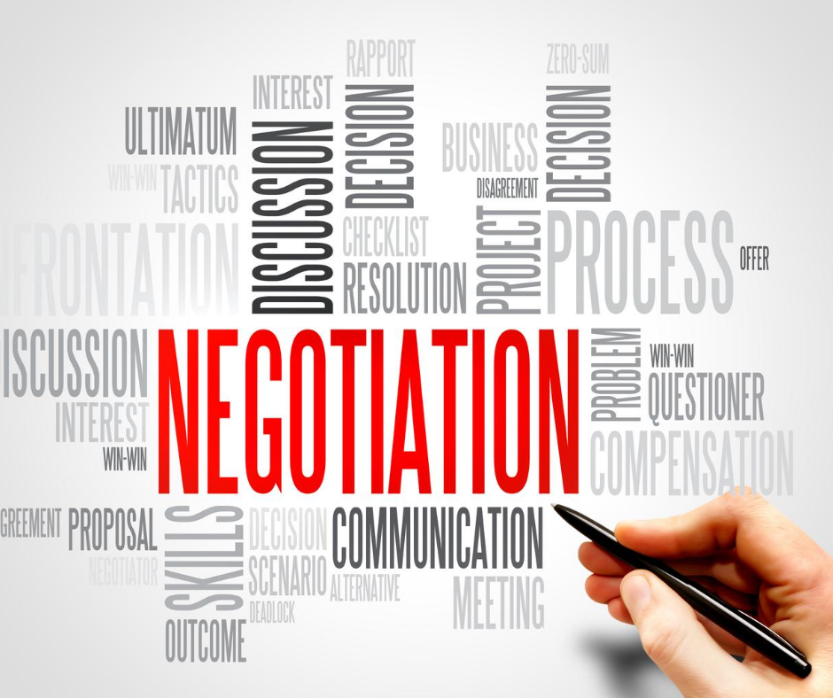 The Art of Negotiation with Professor Stacey B. Lee header image