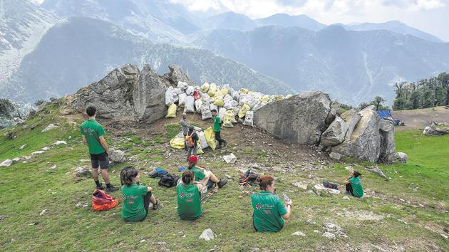 From the Rocky Mountains to the Himalaya: A Waste Management Journey header image