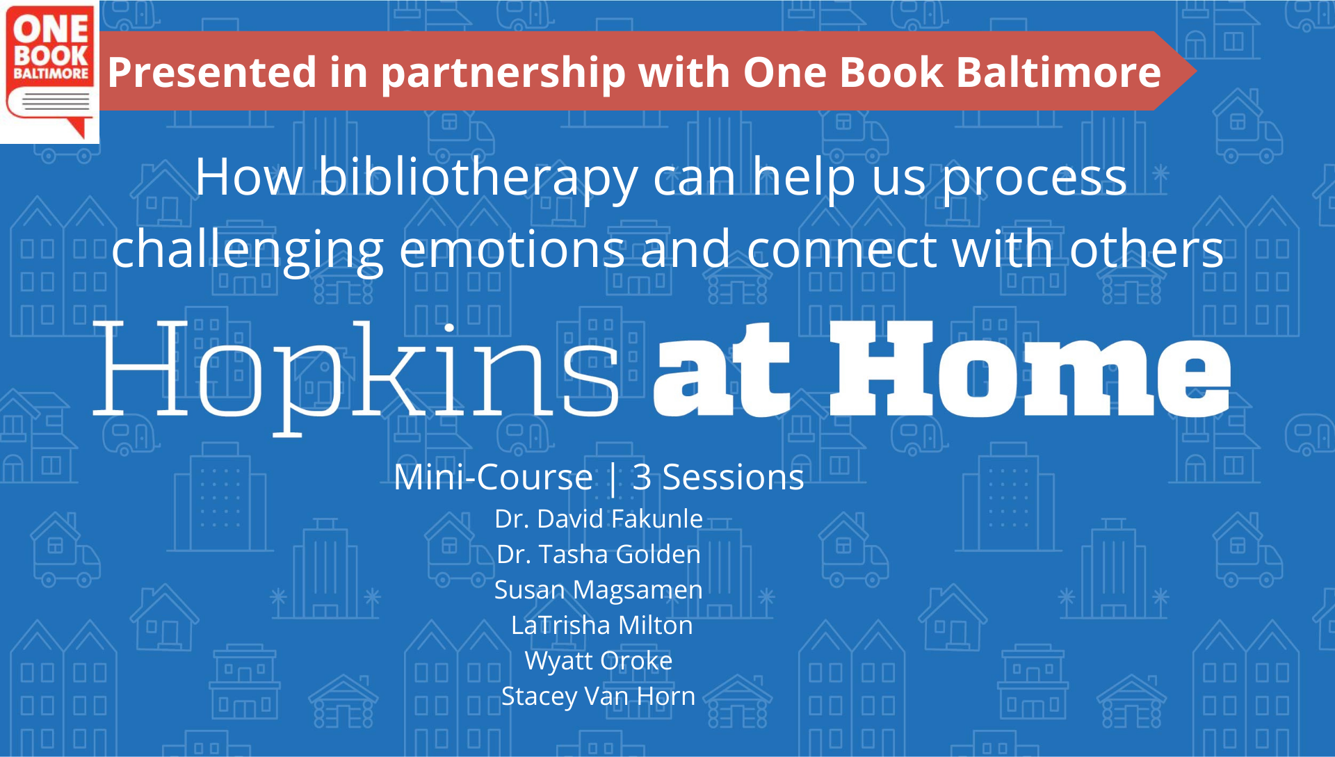 How bibliotherapy can help us process challenging emotions and connect with others header image