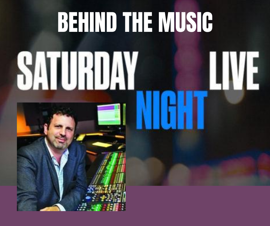 Behind the Music at Saturday Night Live with Josiah Gluck (A&S '81) header image