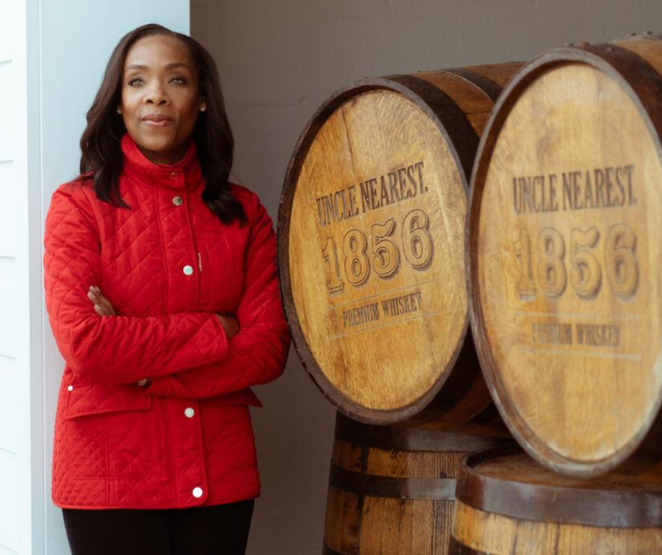 Behind the Booze: How Fawn Weaver Honors History through America's Fastest-Growing Whiskey Brand header image