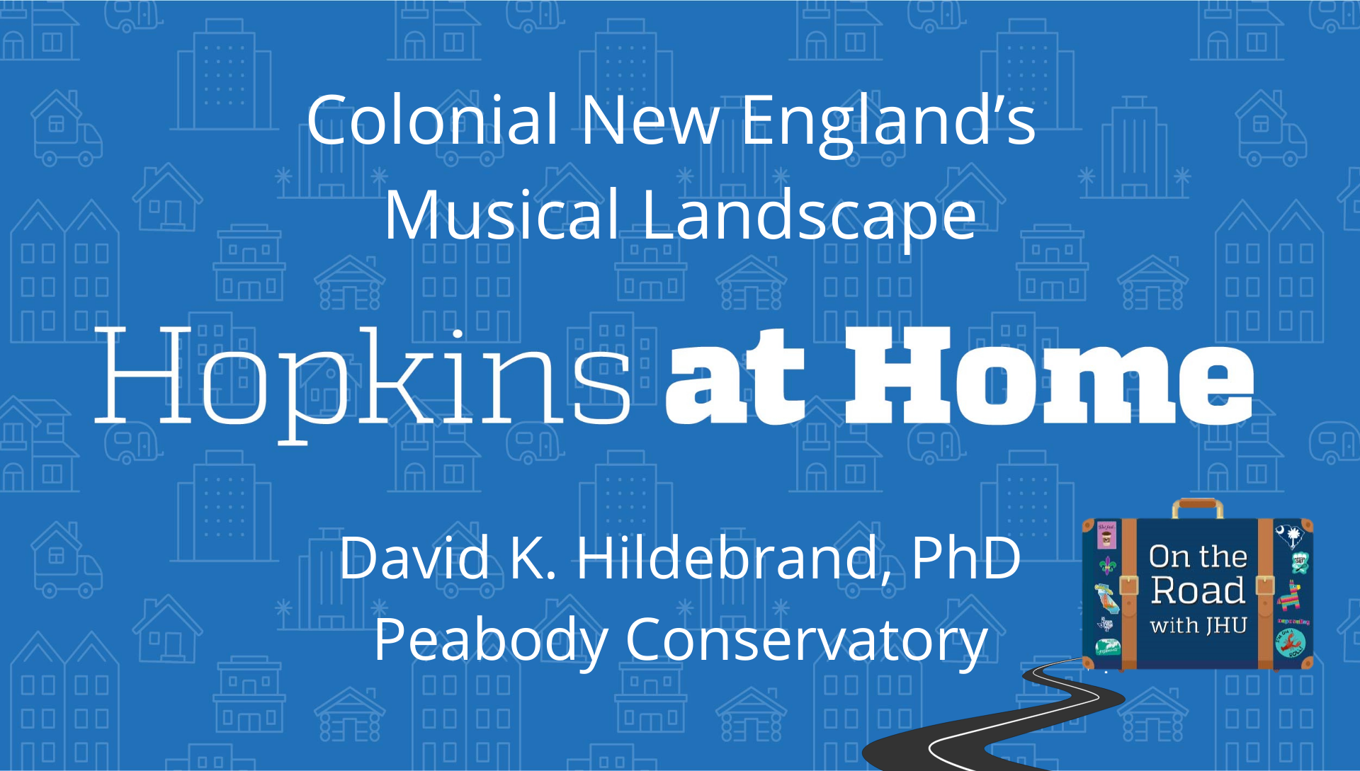 Colonial New England's Musical Landscape Header Image